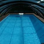 Obklad bazénu z Wpc desek