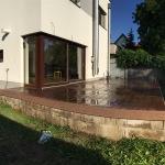 Wpc dřevěné terasy