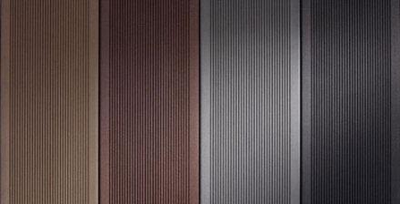 MAX STAR WPC terasa s šířkou 20 cm s drážkovaným protiskluzovým povrchem. V 6 barevných provedeních.